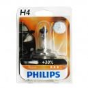 AMPOULE H4 P43T 60/55W 12V (PHILIPS)