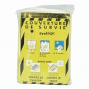 COUVERTURE DE SURVIE 160 X 210 CM