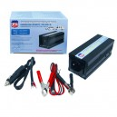 CONVERTISSEUR 12V/230V/400W + PORT USB