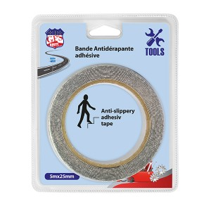 RUBAN ADHESIF ANTIDERAPANT 25MM X 5M