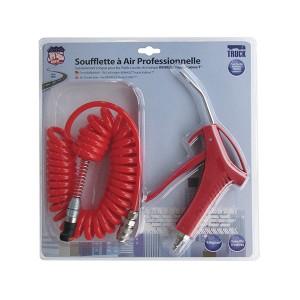 SOUFFLETTE AIR PRO POUR RENAULT CABINE T 13kg/cm2 TUYAU 5M