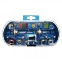 COFFRET AMPOULE H7 24V + FUSIBLES 30 PCES ASS.
